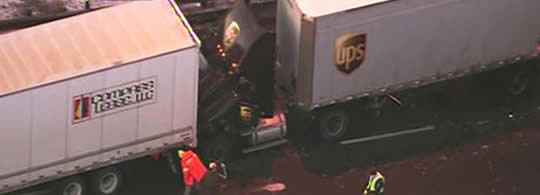 UPS Truck Accident